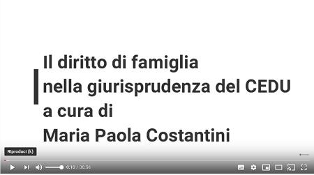Foroeuropeo - Foroeuropeo diritto_famiglia