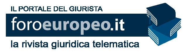 Foroeuropeo - Foroeuropeo foroeuropeo-orizzontale-n1
