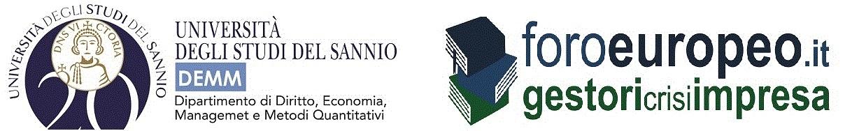 Tirocinanti negli uffici giudiziari - Ufficio per il processo - Con Circolare 14 febbraio 2017 - Foroeuropeo logo_Univ_foro_mini