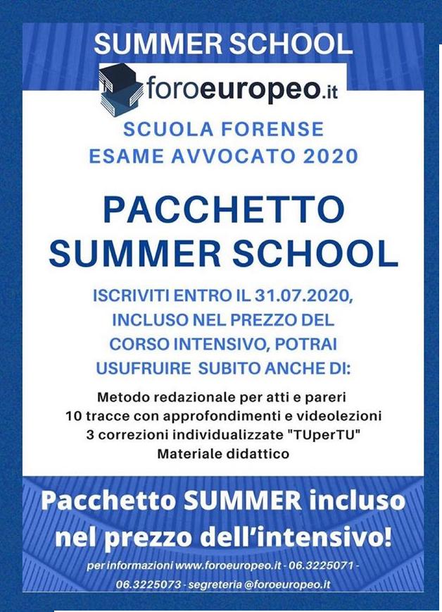 pachetto summer